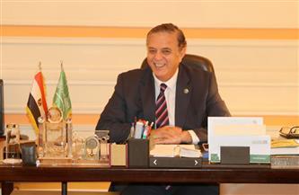 """اتحاد المقاولين العرب يشيد بمبادرة الرئيس السيسي لإعمار غزة .. ودرويش حسانين :"""" قرار عظيم """""""