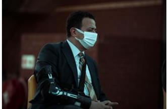 سفير مصر فى جنوب إفريقيا يحضر مران الأهلي