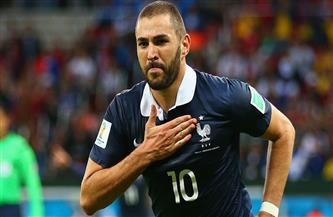 رسميًا.. كريم بنزيما ضمن قائمة فرنسا ليورو 2020