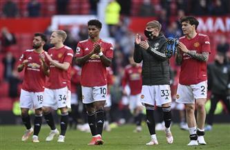 مانشستر يونايتد يواصل ترنحه في الدوري الإنجليزي ويتعادل مع فولهام