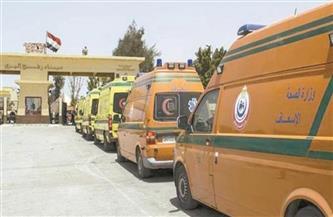 حزب حماة الوطن يكشف تفاصيل إرسال قافلة مساعدات لقطاع غزة | فيديو