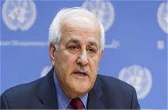 مندوب فلسطين بالأمم المتحدة: العمل مستمر ليل نهار مع المجتمع الدولي لوقف العدوان على الشعب الفلسطيني| فيديو