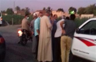 تحرير محاضر عدم ارتداء ونظافة بمدينة الزينية في الأقصر