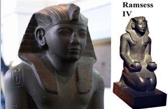 حكم مصر لمدة قصيرة وعثر على مقبرته بوادي الملوك.. تعرف على الملك رمسيس الرابع