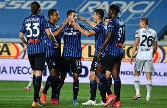 «زاباتا» يقود هجوم أتالانتا أمام يوفنتوس في نهائي كأس إيطاليا