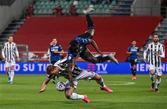 تعادل إيجابي بين أتالانتا ويوفنتوس في الشوط الأول من نهائي كأس إيطاليا