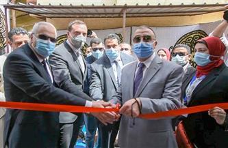 القوى العاملة: افتتاح تجريبي لوحدة التدريب المتنقلة لدعم الأسر الأكثر احتياجا بالإسكندرية |صور