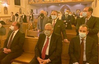السفيران أحمد جمال الدين ووائل جاد يشاركان بقداس عيد القيامة بالكنيسة الأرثوذوكسية في جنيف|صور