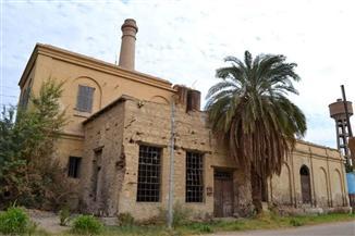 قصة أقدم محطة رفع مياه في الصعيد.. تعمل بالفحم وكانت بديلا عن النطالة والشادوف  صور