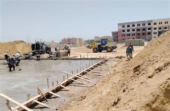 بدء العمل في بناء مبنى سكني لطبيبات طب الأزهر بدمياط بمساحة 600 متر مربع