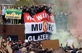 رابطة «البريميرليج» تستنكر سلوك الجمهور.. ومانشستر يونايتد يعلن تأجيل مباراتهم مع ليفربول اليوم