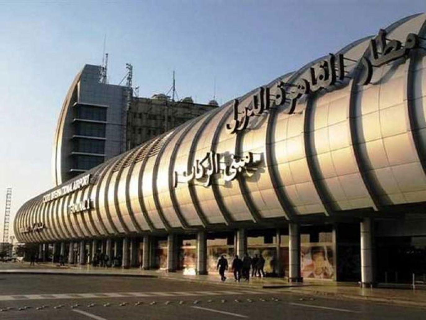 مطار القاهرة يرحل  سعوديين بسبب فيروس كورونا
