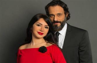 كأنه 12 دقيقة.. يوسف الشريف وإنجي علاء يتبادلان التهاني احتفالا بعيد زواجهما| صور