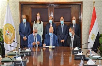 ننشر تفاصيل توقيع عقود المنظومة الجديدة للمخلفات لخدمة 18 حيًا بمحافظة القاهرة|صور