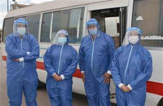 الرعاية الصحية ببورسعيد توقع الكشف الطبي المنزلي على 3600 من المعزولين |صور