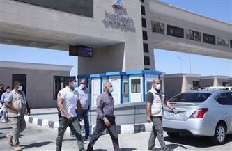 وزير النقل يتابع جاهزية المرحلة الأولى من طريق الصعيد الصحراوي الغربي للافتتاح  صور