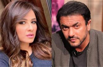 أحدث ظهور لياسمين عبدالعزيز وأحمد العوضي