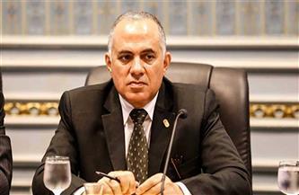 وزير الري: الدولة تضع سيناريوهات متعددة لمواجهة التحديات المائية
