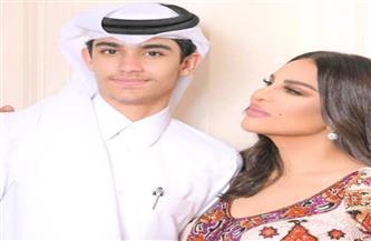 بعد إنقاذ ابنها.. أحلام توجه رسالة للسعوديين | صور