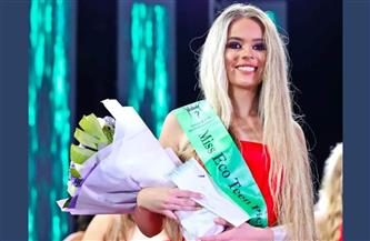 بهدف الترويج للسياحة.. وصول ملكة جمال صربيا إلى الغردقة