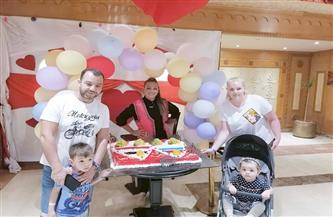 بتورتة «في حب مصر وروسيا».. فنادق الغردقة تحتفل بعودة السياحة الروسية   صور