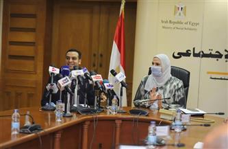 وزيرة التضامن الاجتماعي: نرحب بمشاركة تنسيقية شباب الأحزاب كسفراء للقضية المجتمعية والقضايا التنموية