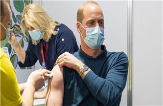 الأمير وليام يحصل على التطعيم ضد فيروس كورونا