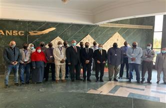دورة تدريبية عن نظم الربط البياني والتقني بين المجال الجوي المصري والسوداني