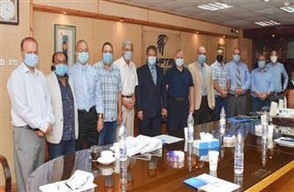 مصر للطيران للصيانة والأعمال الفنية تجتاز تفتيش إدارة الطيران الفيدرالية الأمريكية FAA