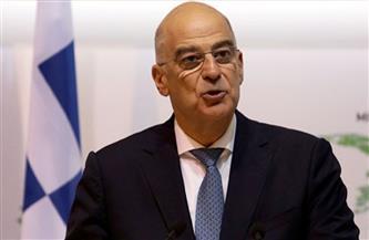 وزير خارجية اليونان يغادر القاهرة بعد بحث ملف التعاون وآخر التطورات