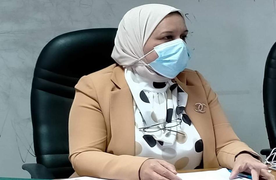 مديرية الصحة بسوهاج تحل  شكوى تلقتها عبر البوابة الحكومية