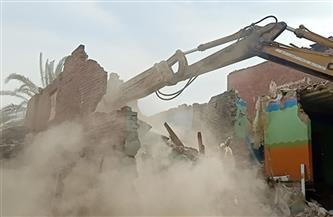محافظة القاهرة: إزالة 190 عقارا في منطقة بطن البقرة العشوائية بحي مصر القديمة