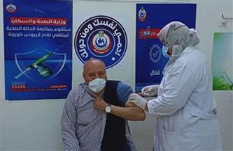 «صحة الفيوم»: تطعيم 197 من أبناء مركز طامية بلقاح كورونا