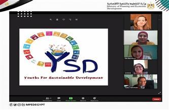 «التخطيط» و«القومي للحوكمة» يطلقان «شباب من أجل التنمية» بالجامعة البريطانية