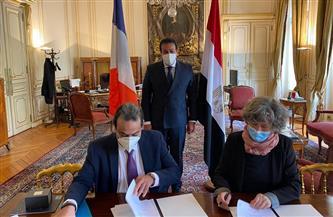 توقيع اتفاقية تعاون بين «الأعلى للمستشفيات الجامعية» والإدارة العامة لمستشفيات باريس | صور