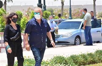 أشرف زكي: سمير غانم أبكى الدنيا كلها بقدر ما أسعدها.. ومصر فقدت أسطورة كوميدية لن تتكرر