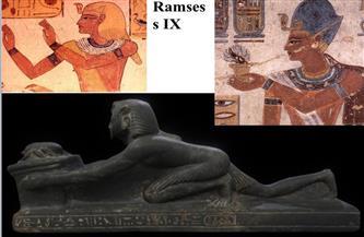 حكم مصر ثمانية عشر عاما وزيّن معبد أمون بالكرنك.. مسيرة الملك رمسيس التاسع |صور