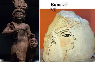 مومياء الملك رمسيس السادس بالمتحف القومي للحضارة | صور
