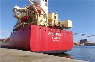 اقتصادية قناة السويس: 23 سفينة حاويات وبضائع عامة بموانئ بورسعيد