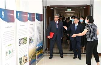 سفير مصر في بكين يشارك في احتفالية الصين باليوم العالمي للتنوع البيولوجي   صور