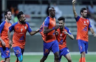 الفيحاء يحجز مقعده في الدوري السعودي للمحترفين الموسم المقبل
