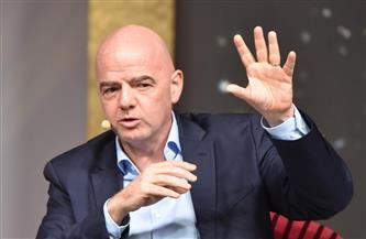 «إنفانتينو» يقترح ضرورة إجراء انتخابات لاختيار رئيس للاتحاد الألماني