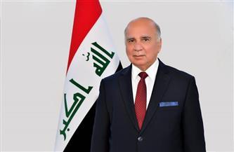 العراق يشيد بدور مصر في وقف إطلاق النار بفلسطين