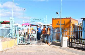 شواطئ الإسكندرية تعود لاستقبال المصطافين بعد إغلاق استمر لأكثر من عام |صور