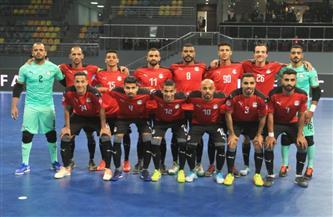منتخب الصالات يلتقي الإمارات في نصف نهائي كأس العرب