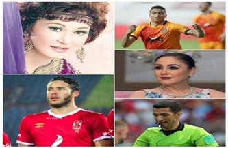 أبرزهم رمضان صبحي وشيرين ولبلبة.. حكاية 5 أسماء تصدرت التريند