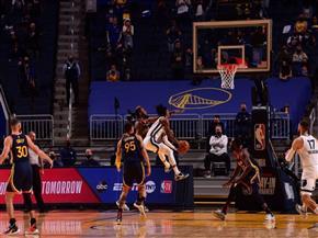 جريزليس يطيح بواريورز ويتأهل للقاء يوتا جاز في الأدوار الإقصائية لدوري السلة الأمريكي