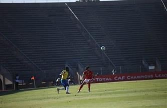 نهاية المباراة.. الأهلي 3-1 صن داونز مجموع المباراتين