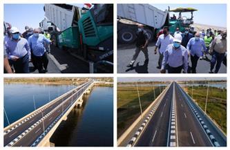 تفاصيل جولة وزير النقل اليوم بمحافظة قنا وتفقده عددًا من المشروعات | صور
