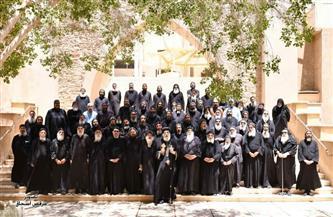 تفاصيل زيارة البابا تواضروس لدير أبو مقار |صور